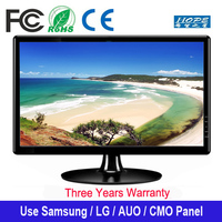 "1920 * 1080 full HD 23.6"" inch LED back light industrial PC monitor"