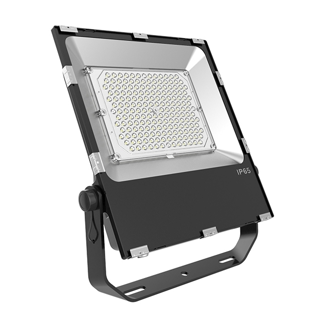 LUX Lighting DC24V 3000w outdoor led flood light for building exterior lighting