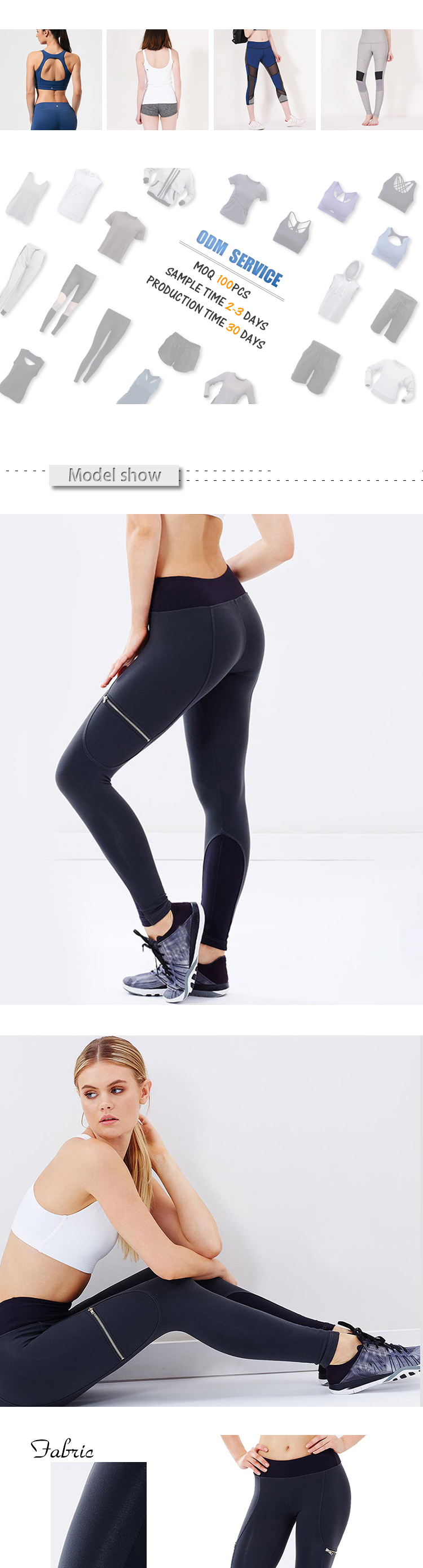 Yoga Pantalons Sport Plein Air vêtements de yoga gym leggings gros