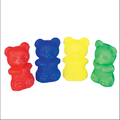 plastic cute teddy bear