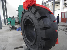 China Factory Wholesale and Retail Rubber Solid Tyre Balloon Wheel