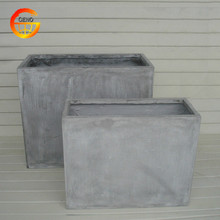 Wholesale cement pot concrete planter for indoor decoration