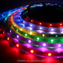 30leds/m 60leds/m ribbon light 5050 addressable rgb color changing led lights programmable ws2812b