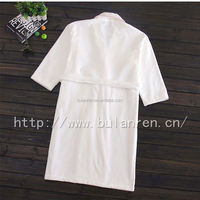china low price 100% cotton terry robes for women