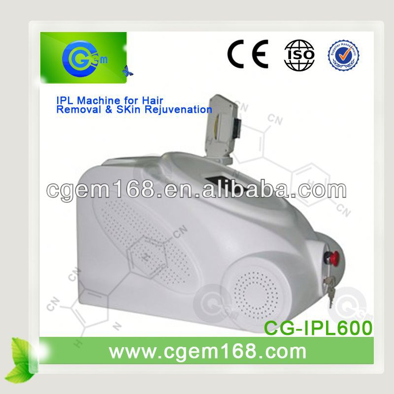 permanent hair removal machine ipl portable permanent hair removal laser by C&G Beauty