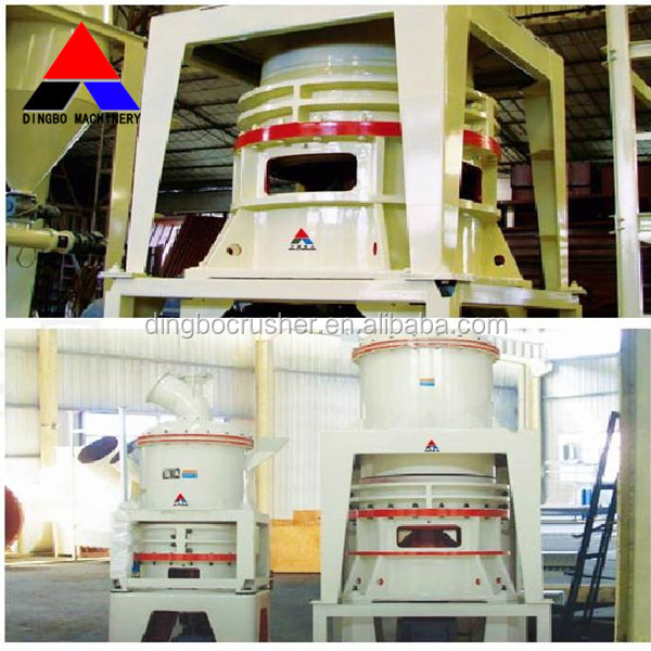HGM Series 325-2500 Mesh Stone Mill Grinder
