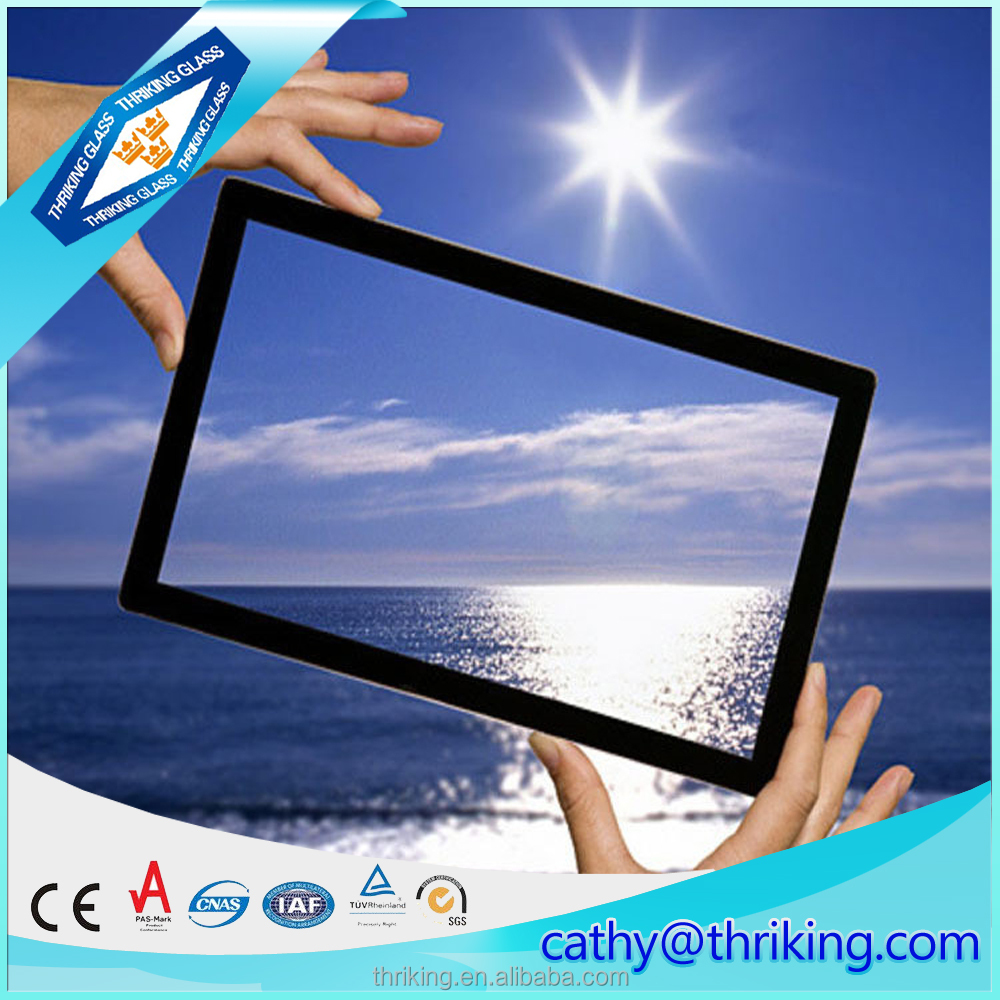 Low price 1.5mm, 1.8mm, 2mm non glare glass for picture frame