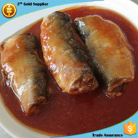 Chinese best sardine fish canning factory Halal canned sardine fish in tomato sauce