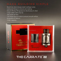 Teslacigs New design RTA Carrate 22 RTA atomizer
