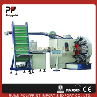 Axes UV solidified plastic round/square cover printing machine