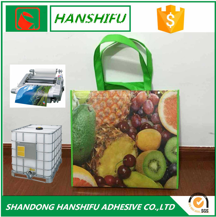 Hanshifu glue for paper to plastic