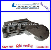 ISO9001 engine Parts Aluminum Die Casting Shell