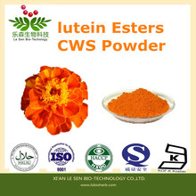 Natural lutein esters