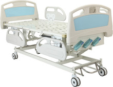 Hot sell competitive price 3 crank hospital manual bed CY-A103C