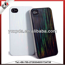 2013 new product optical maser pc case for iphone 5, case for iphone mini