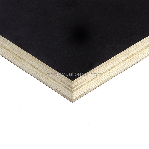 two side film faced pine and poplar plywood for construction