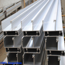 Guangzhou Supplier 6063t5 alloy extruded aluminium profile for led and window