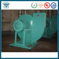 Commercial use ventilation steel cast impeller for centrifugal blower