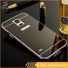 New arrival electroplated mirror for samsung galaxy s5 phone covers