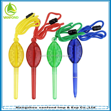China new promotional best necklace pens for kids