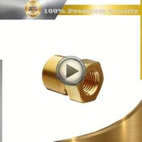 brass gas pipe compression fittings