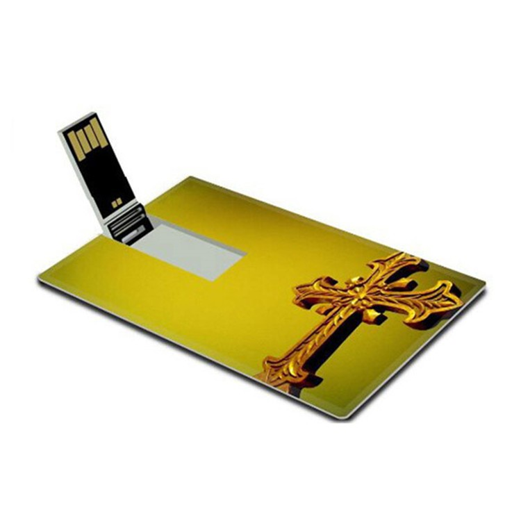Business Card And Credit Card Full Color Logo Printing 32gb Flash ...