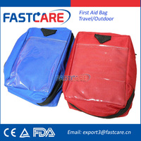 China Outdoor First Aid Kit Bags With CE FDA