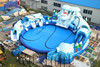 2016 customized inflatable water park on sale