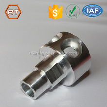 custom cnc stainless steel turned precision cnc turning parts