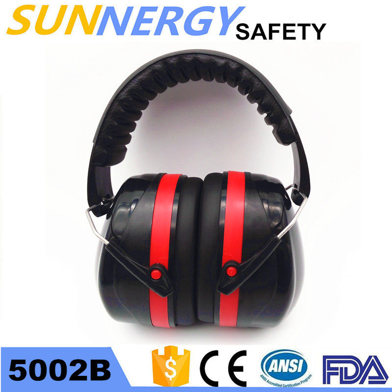 ANSI&CE Industrial Ear Muffs Hearing Protection Safety Earmuffs