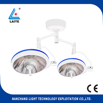 CE Certificate Double Dome Cardiovascula Surgery Operating Theatre Light