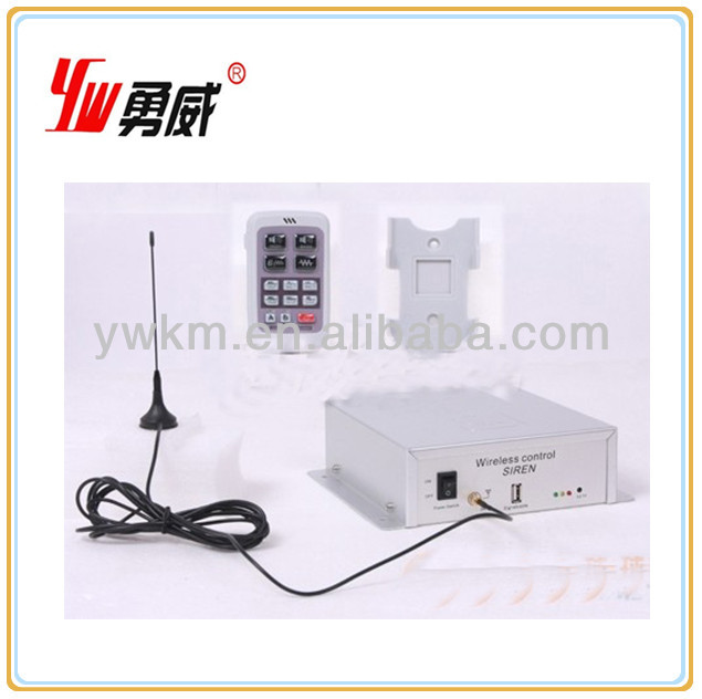 hand alarm polic electronic wireless remote sirens