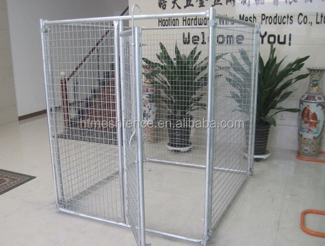 Dog Kennels,Pet Cage,Fencing,Large,Outdoor Dog Pens, 3-Runs