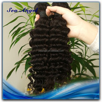 Could Be Dyed Bleached Natural Indian 100% Virgin Human Hair