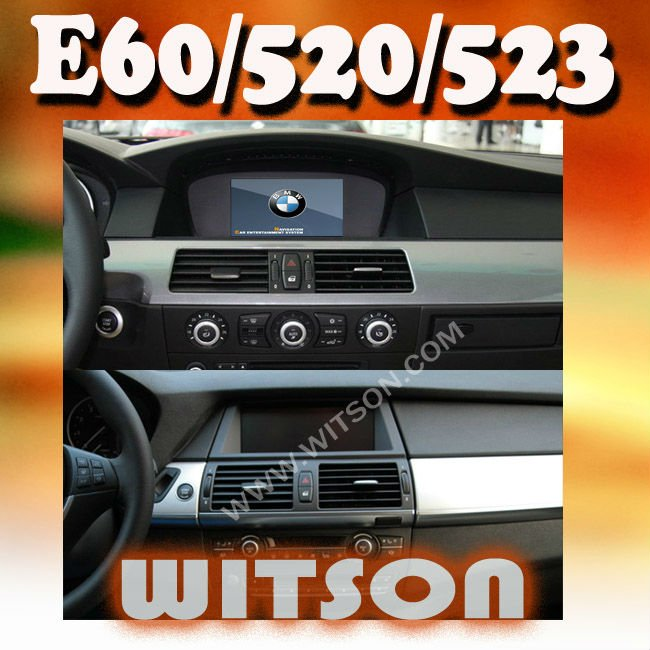 WITSON CAR DVD CAR RADIO for CAR BMW E60/E70/X5/X6