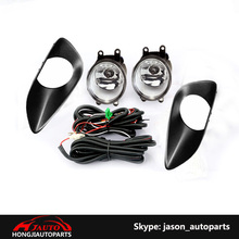 China factory For 2006-2012 Yaris Belta Vios Sedan Spot Fog Light Lamp Set Assembly Kit