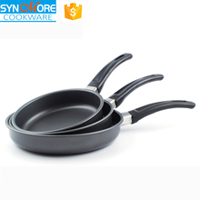 Food Grade Carbon Steel Non-Stick Fry Pans