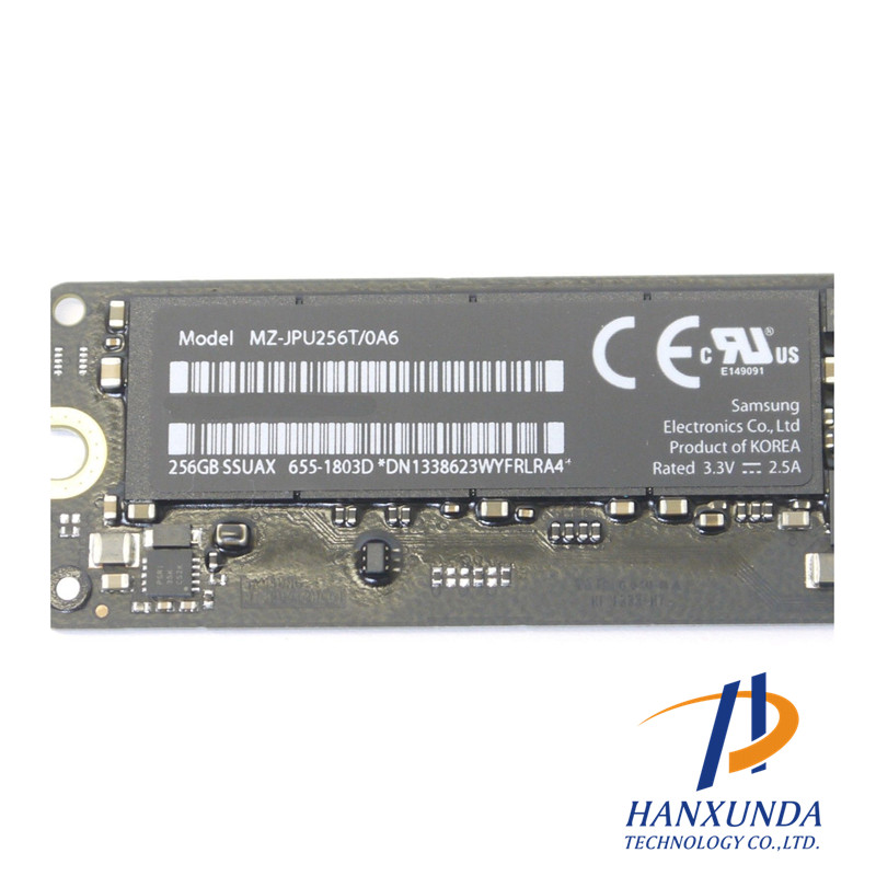 HANXUNDA Original New 256GB SSD for MacBook A1502 A1398 2015