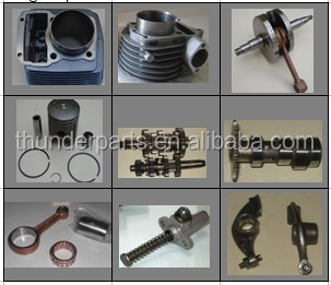 Motorcycle engine parts,for BAJAJ BOXER CT100