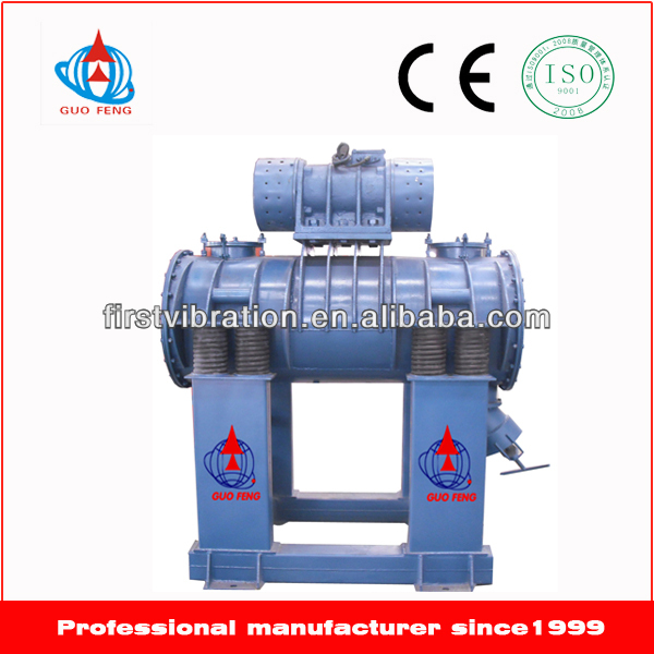 ISO/CE/CCC certificate ferric oxide single roller vibrating mill with high quality