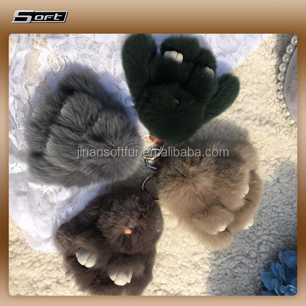 China supplier cheapest price Rabbit Plush Toy Pendant Bunny Toys in large size