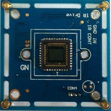 600tvl cmos board pc1089