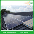 solar roof structure panel solar system solar energy system price