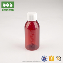 pet pharma syrup bottles factory supply golden honey 453g medecine bottle