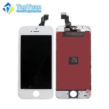 Low price for iphone 5c lcd repair broken touch screen assembly profession refurbishment mobile phone