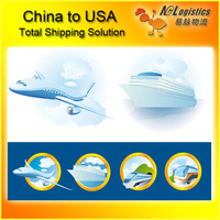 sea shipping rates from China to USA