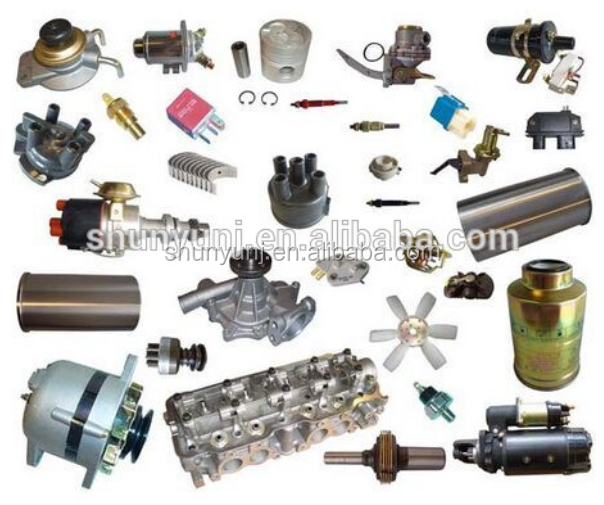 Dongfeng 254 DF254 tractor Yangdong Y385T diesel engine parts