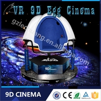 Amusement Rides Cheap Goods 9D VR 1/2/3 seats Cinema Simulator For Sale From China