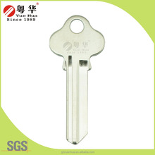 Free sample china time-honored brand hard KG-LW5 key blank for key duplicate machine with 28years old lock pick tool