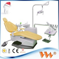 wholesale china factory complete parts of dental chair unit with humanization design chairs